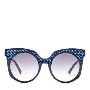 MCM 52mm Embellished Cat Eye Sunglasses